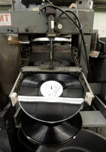 Record Machine