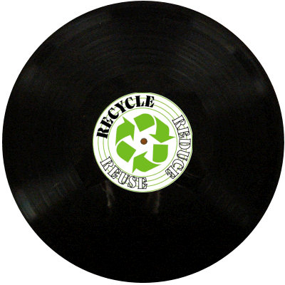 Recycle your records